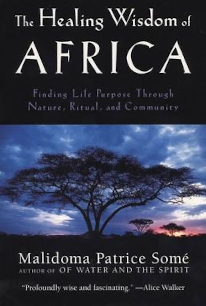 The Healing Wisdom of Africa, Paperback