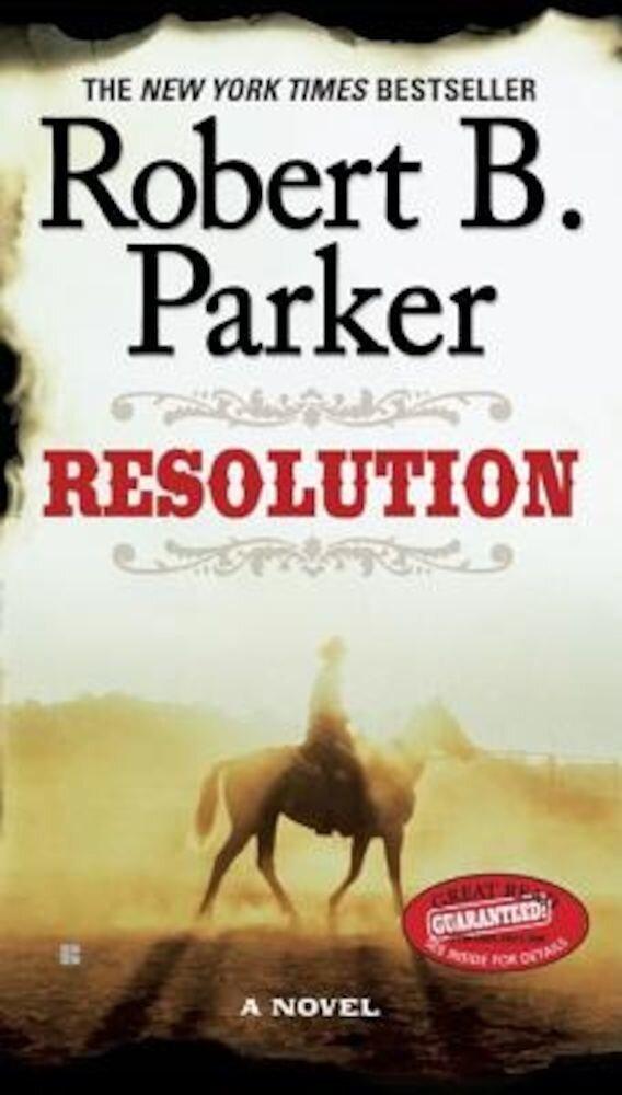 Resolution, Paperback