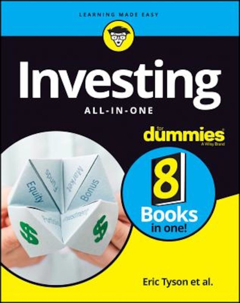 Investing All-In-One for Dummies, Paperback