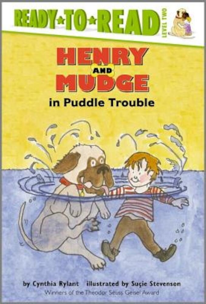 Henry and Mudge in Puddle Trouble, Hardcover