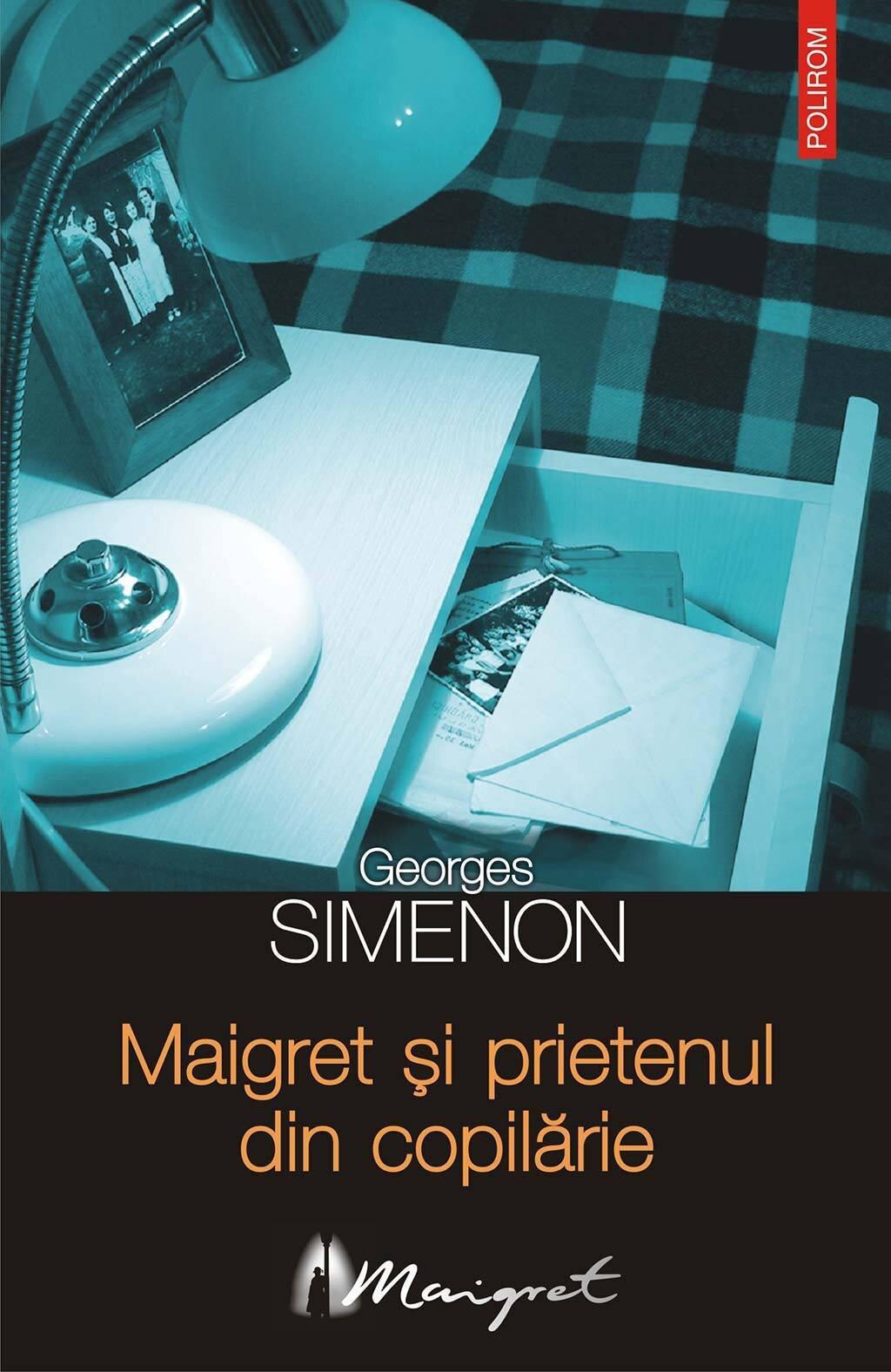 Maigret si prietenul din copilarie (eBook)