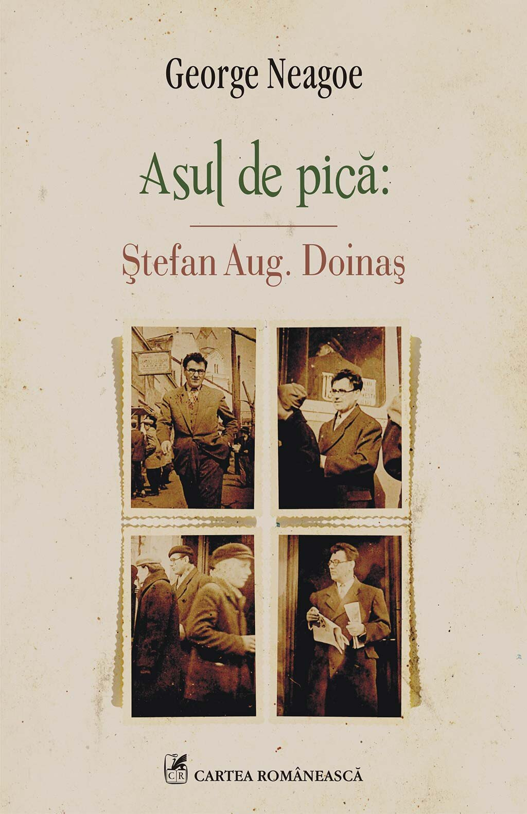 Asul de pica: Stefan Aug. Doinas (eBook)