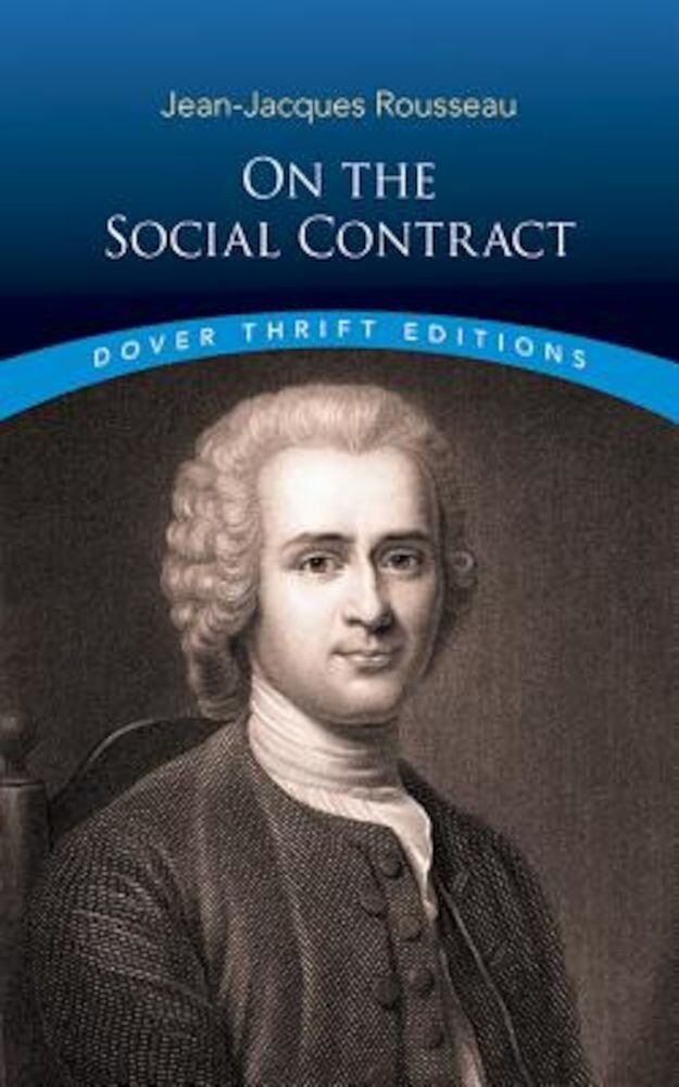 On the Social Contract, Paperback