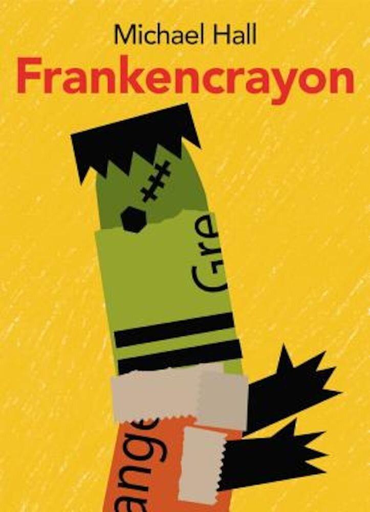 Frankencrayon, Hardcover