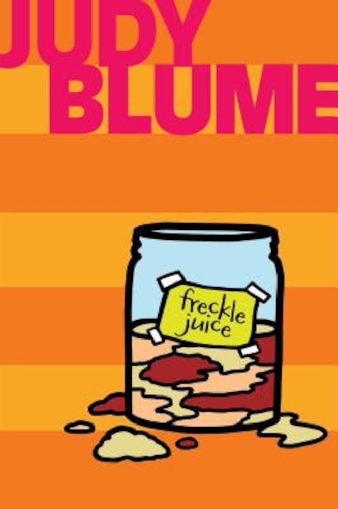 Freckle Juice, Paperback