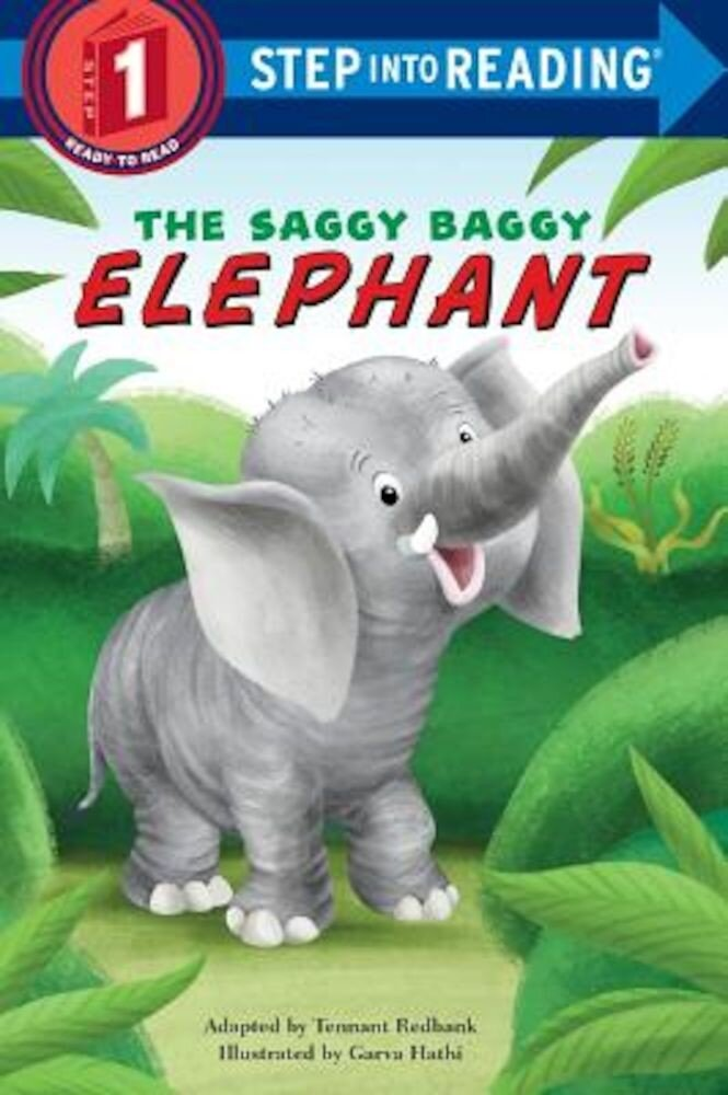 The Saggy Baggy Elephant, Paperback