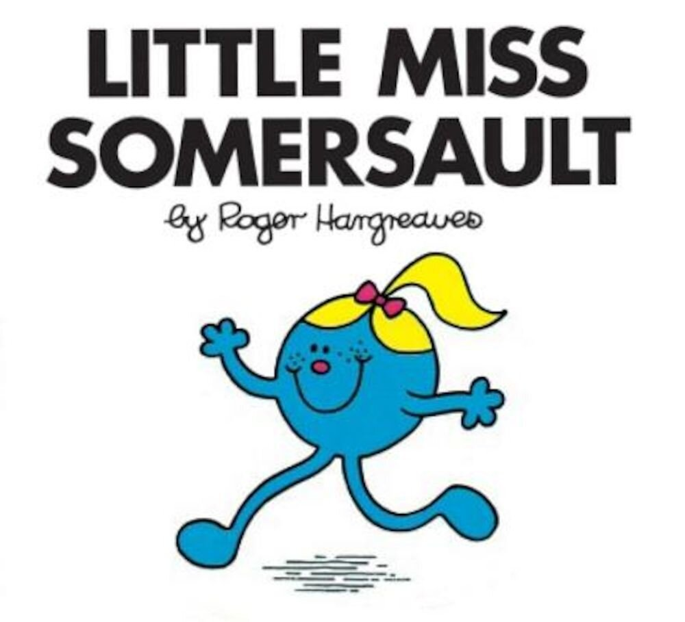 Little Miss Somersault, Paperback