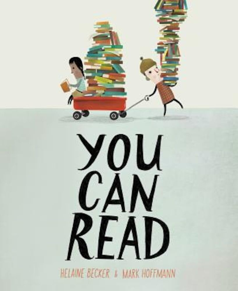 You Can Read, Hardcover