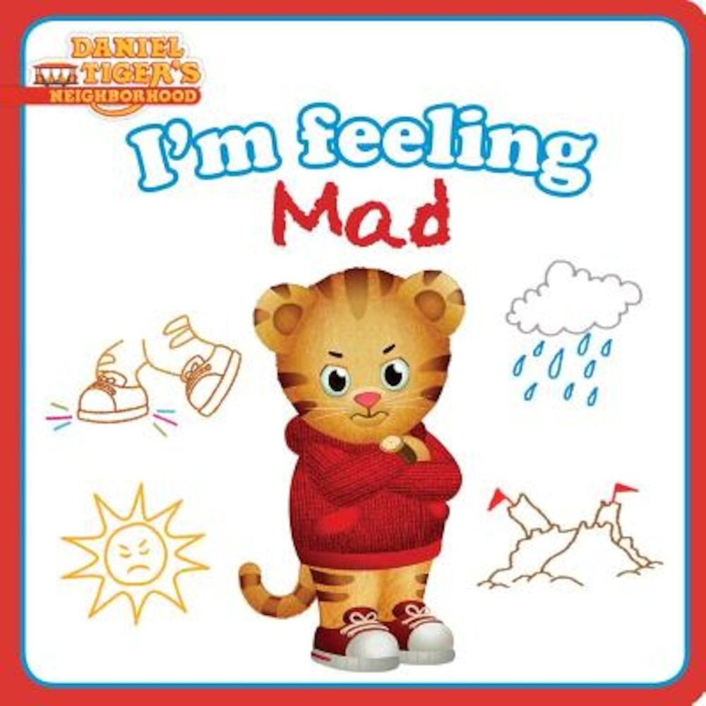I'm Feeling Mad, Hardcover