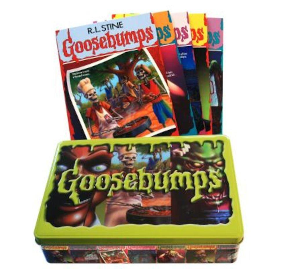 Goosebumps Retro Scream Collection, Paperback