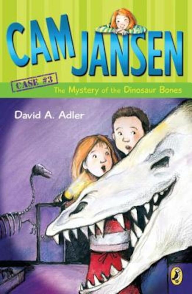 Cam Jansen and the Mystery of the Dinosaur Bones, Paperback