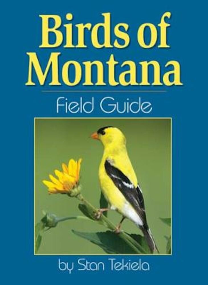 Birds of Montana Field Guide, Paperback