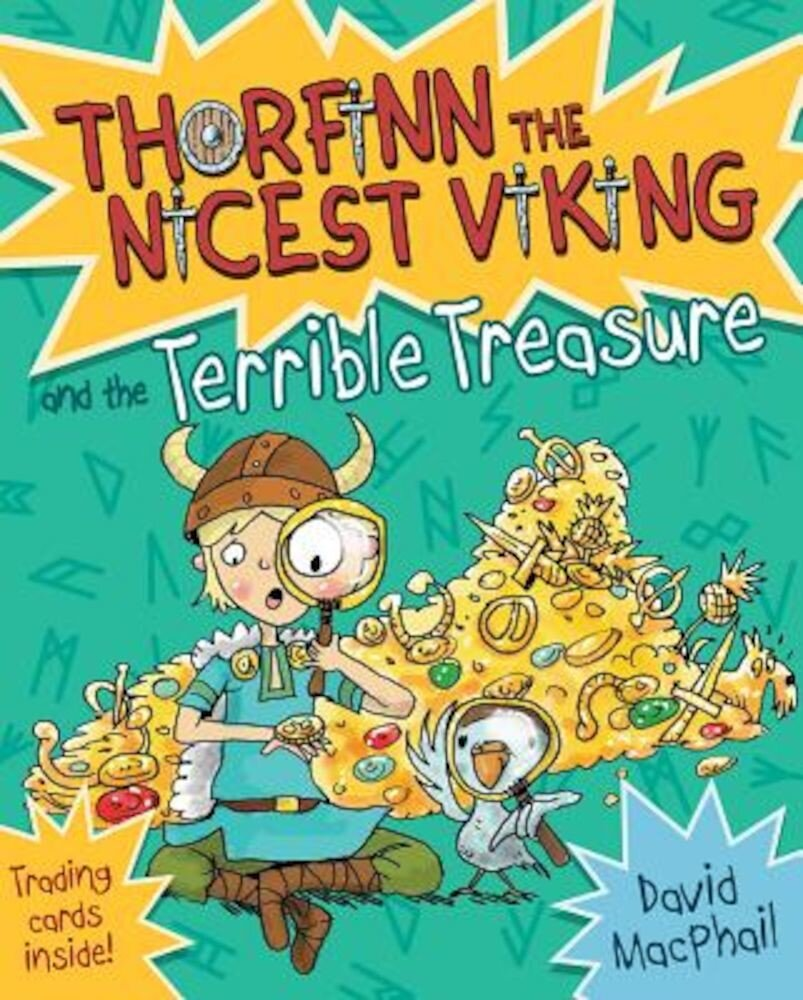 Thorfinn and the Terrible Treasure, Paperback