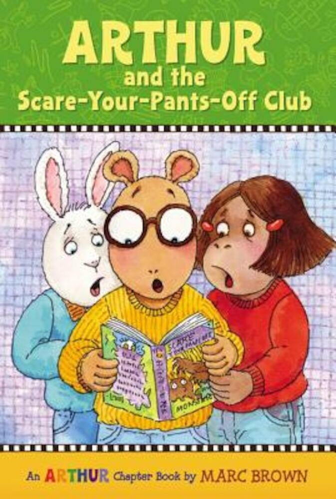 Scare-Your-Pants-Off-Club, the Chapter Book # 2, Paperback