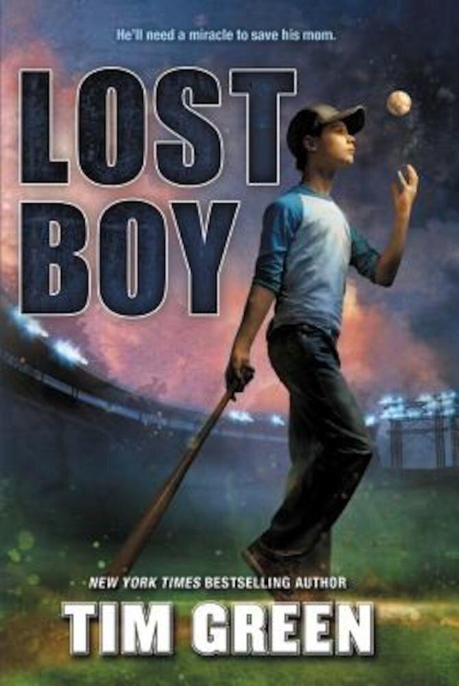 Lost Boy, Paperback