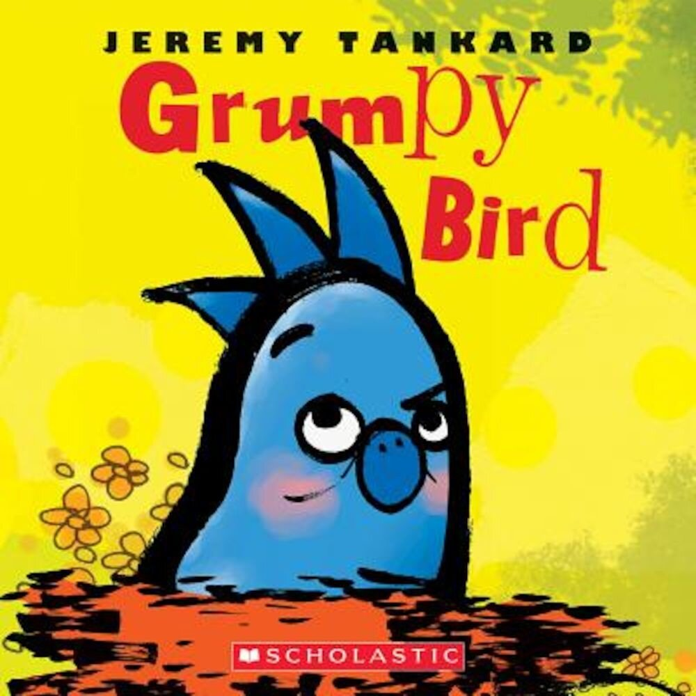 Grumpy Bird, Hardcover