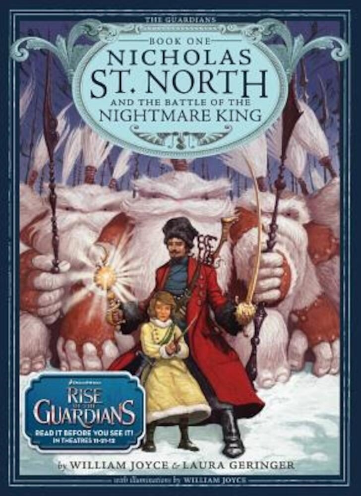 Nicholas St. North and the Battle of the Nightmare King, Hardcover