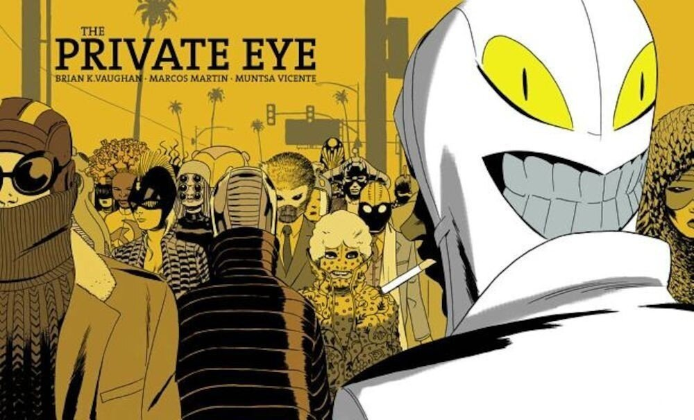 Private Eye, Hardcover