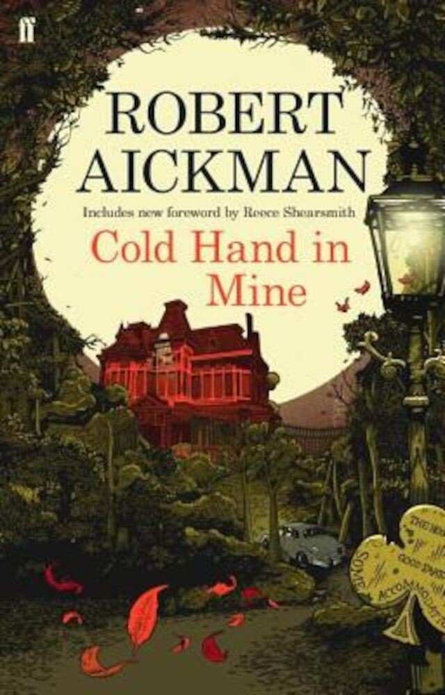 Cold Hand in Mine, Paperback