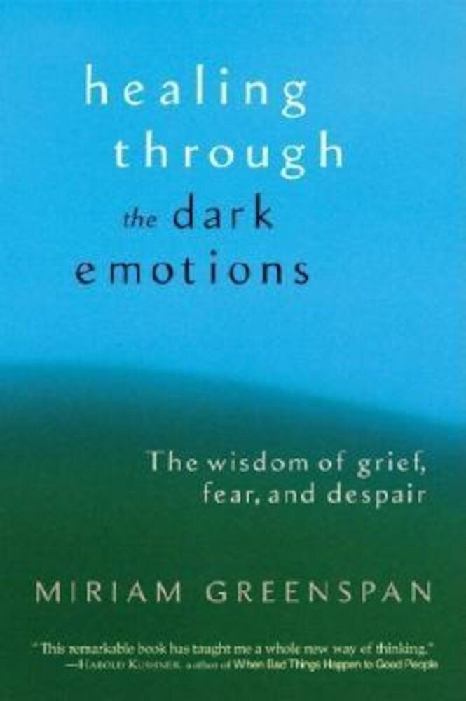 Healing Through the Dark Emotions: The Wisdom of Grief, Fear, and Despair, Paperback