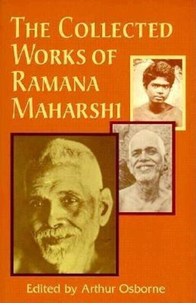 The Collected Works of Ramana Maharshi, Paperback