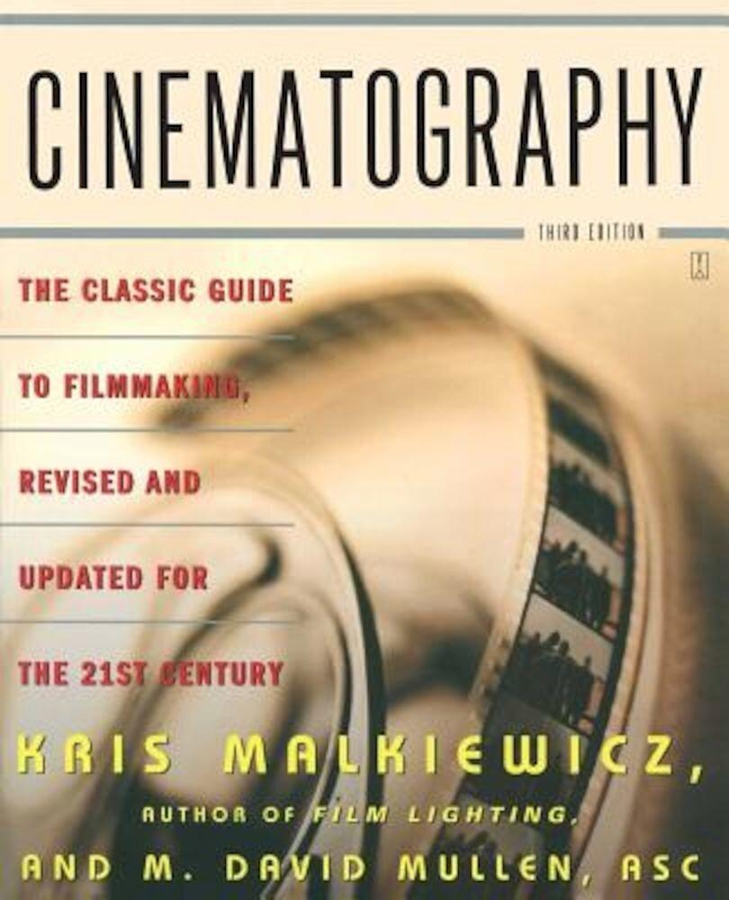 Cinematography, Paperback