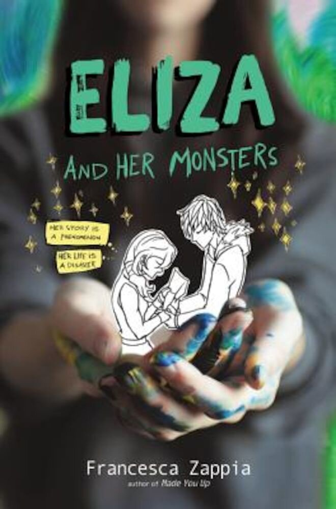 Eliza and Her Monsters, Hardcover