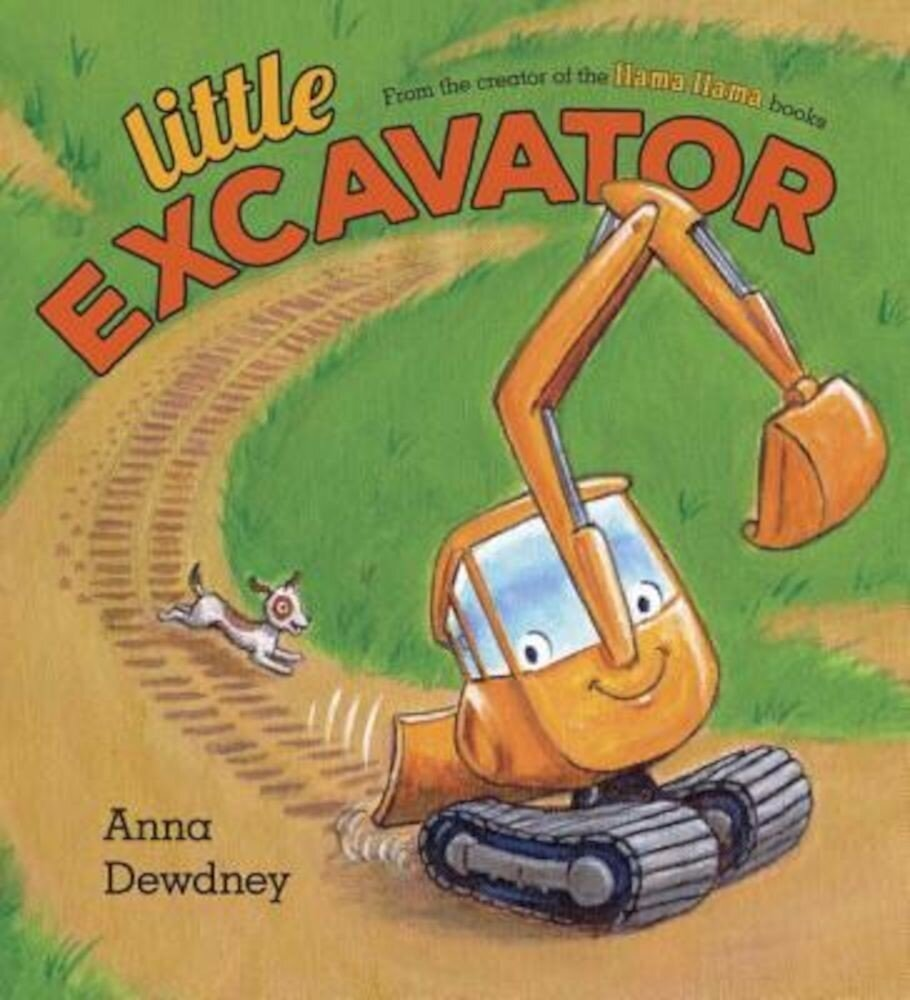 Little Excavator, Hardcover