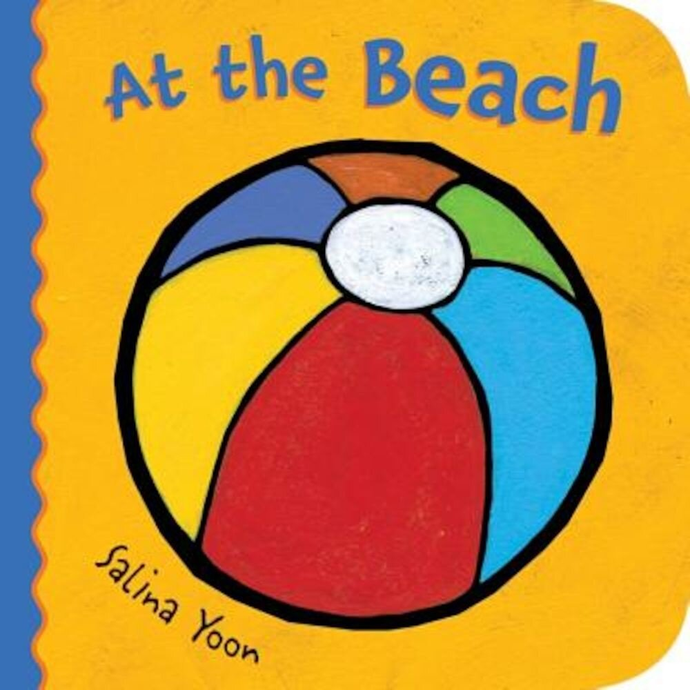 At the Beach, Hardcover