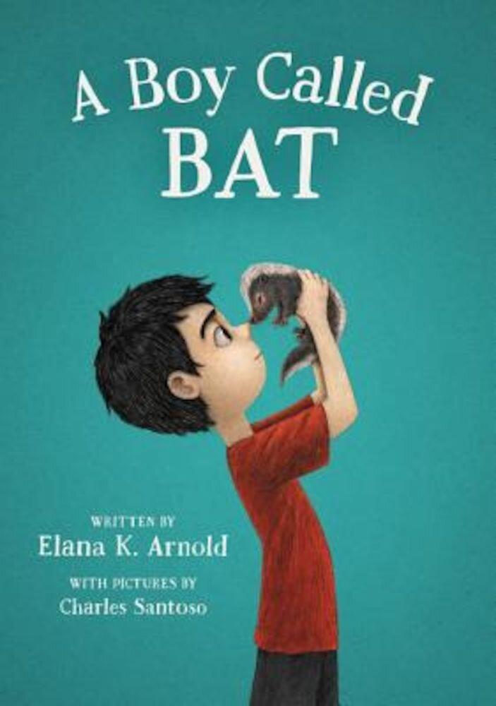 A Boy Called Bat, Hardcover