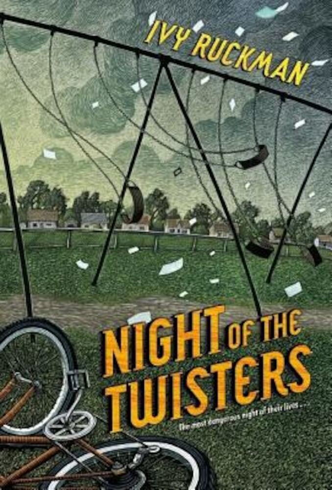 Night of the Twisters, Paperback