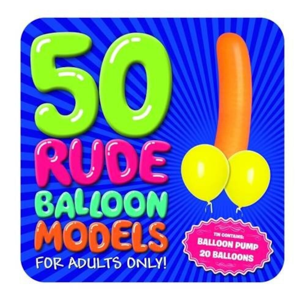 Rude Balloon Modelling