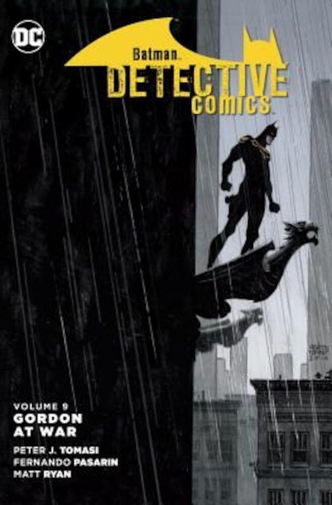 Batman: Detective Comics Vol. 9: Gordon at War, Paperback