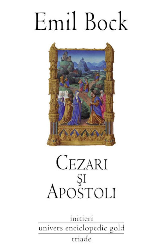 Coperta Carte Cezari si Apostoli