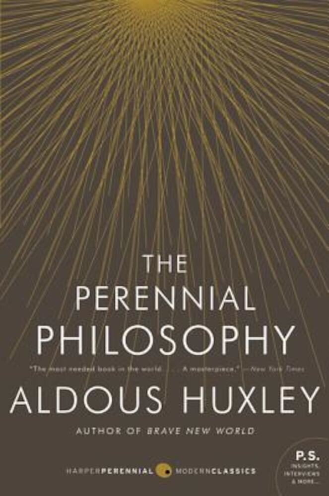 The Perennial Philosophy, Paperback