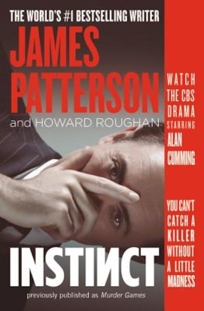 Murder Games, Hardcover