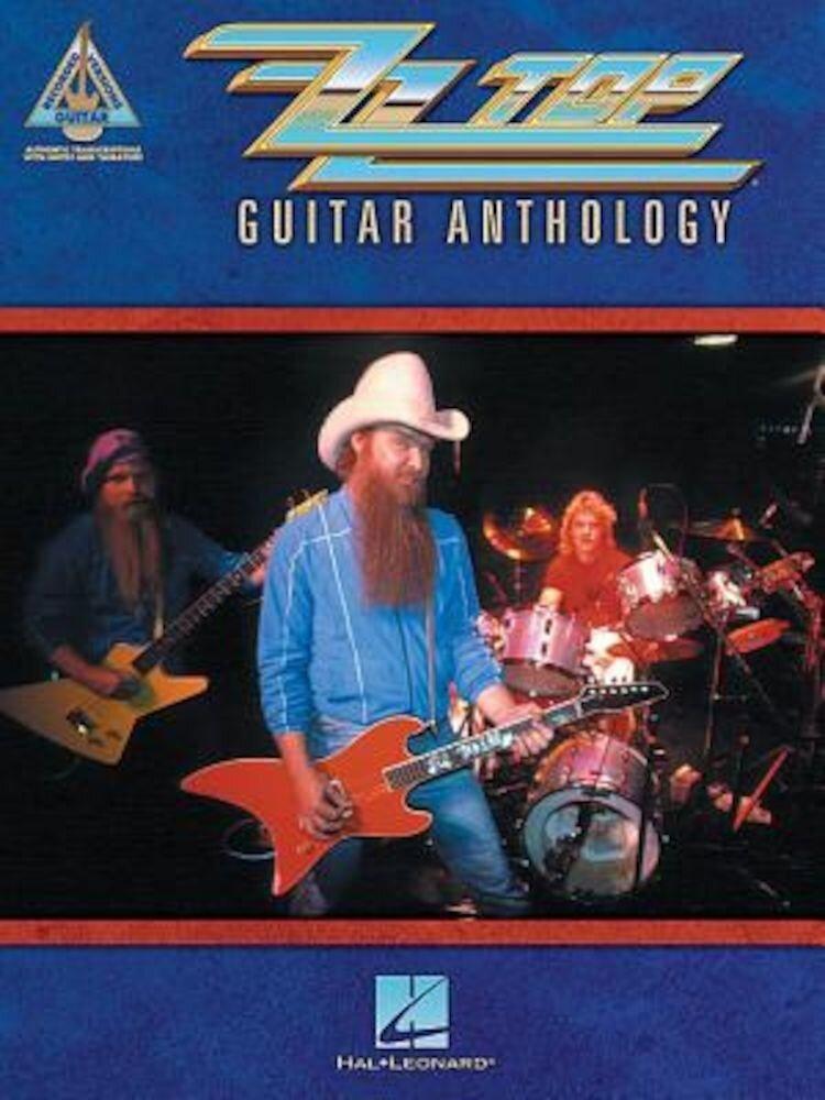 ZZ Top - Guitar Anthology, Paperback
