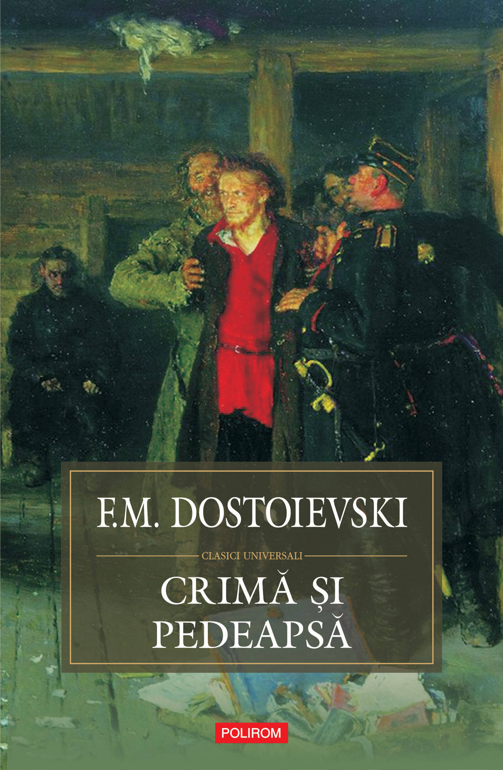 Crima si pedeapsa (eBook)