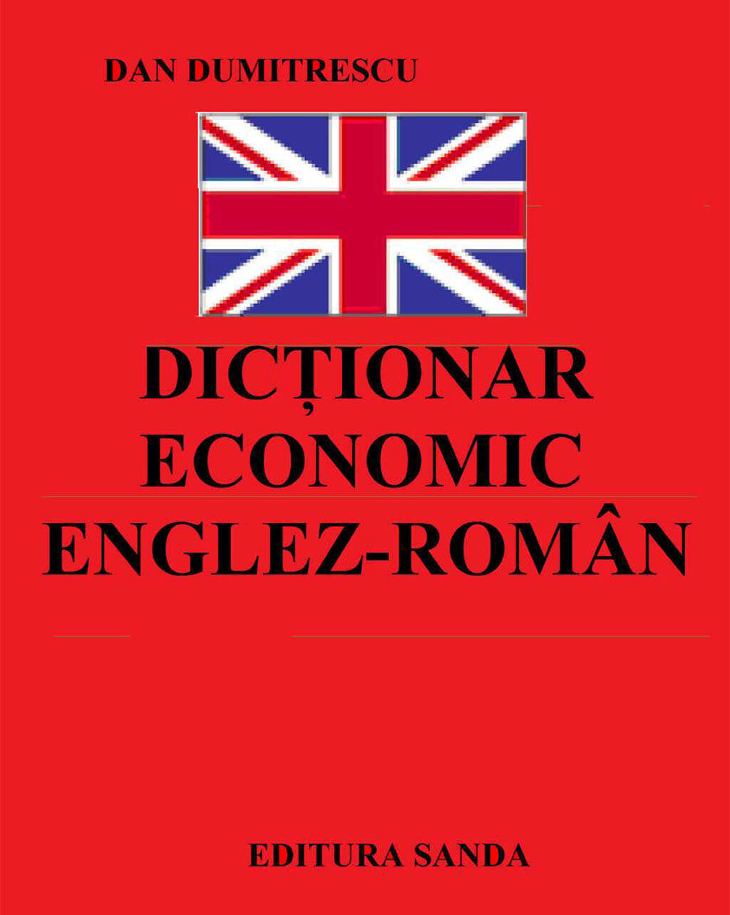 Dictionar economic Englez-Roman (eBook)