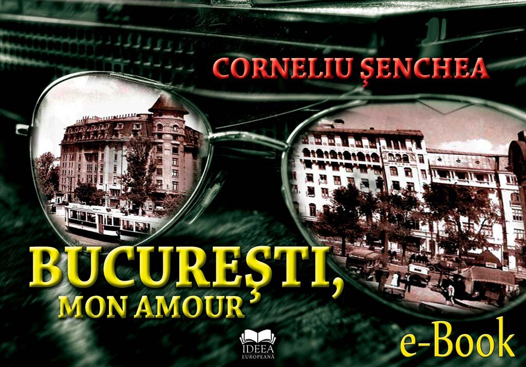 Bucuresti, mon amour (eBook)