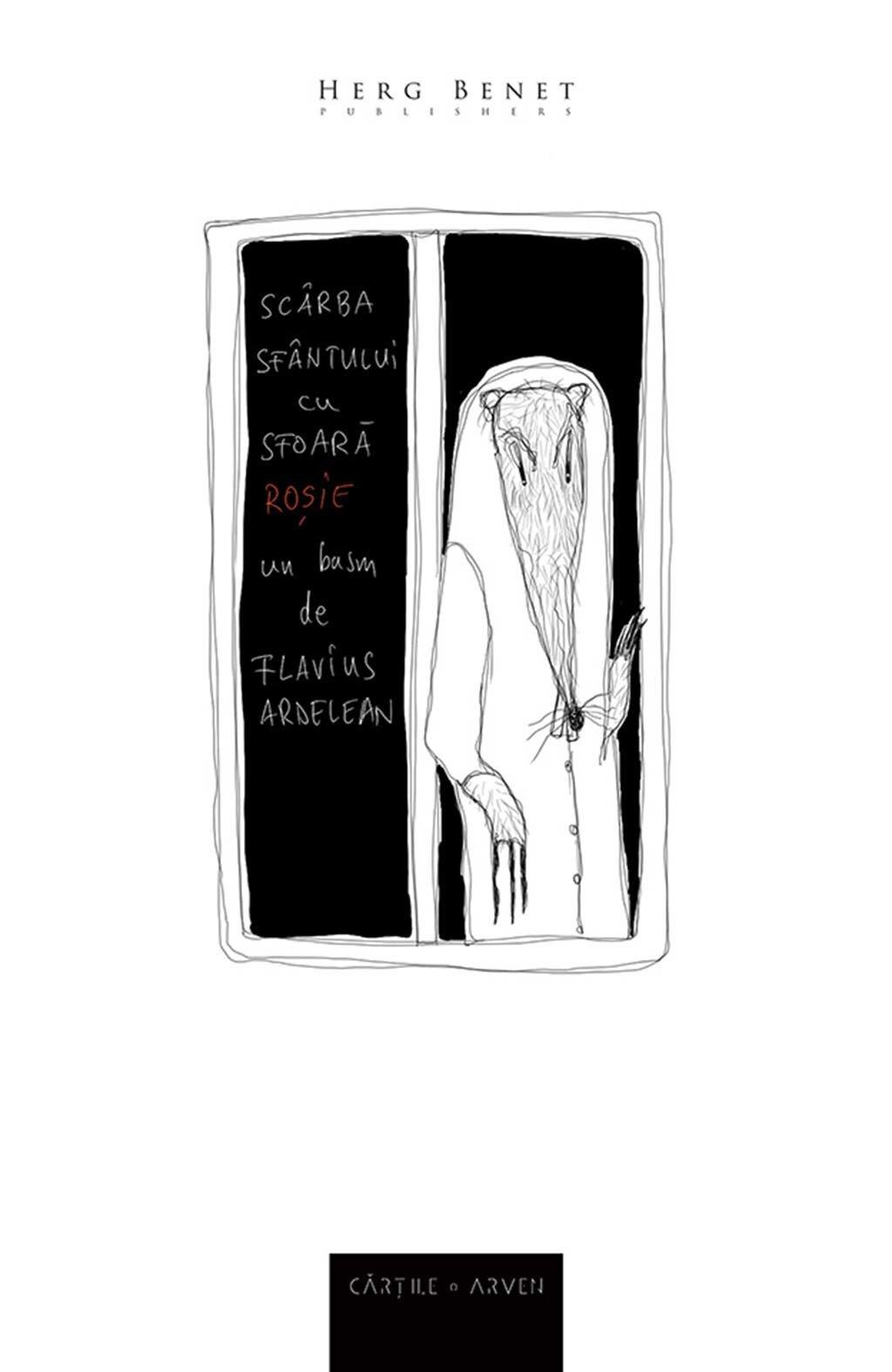 Scarba sfantului cu sfoara rosie PDF (Download eBook)