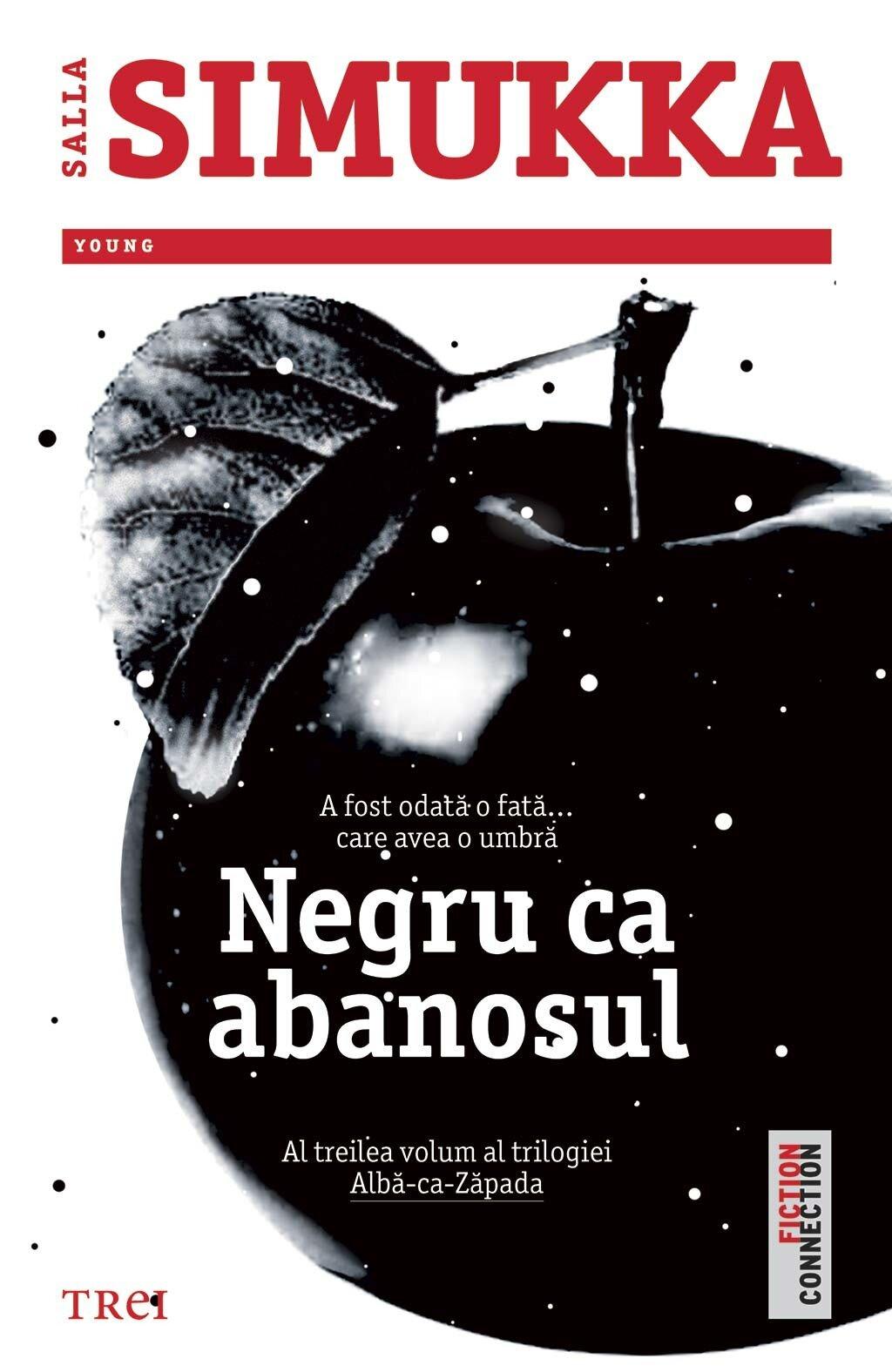 Negru ca abanosul. Al treilea volum al trilogiei Alba-ca-Zapada (eBook)