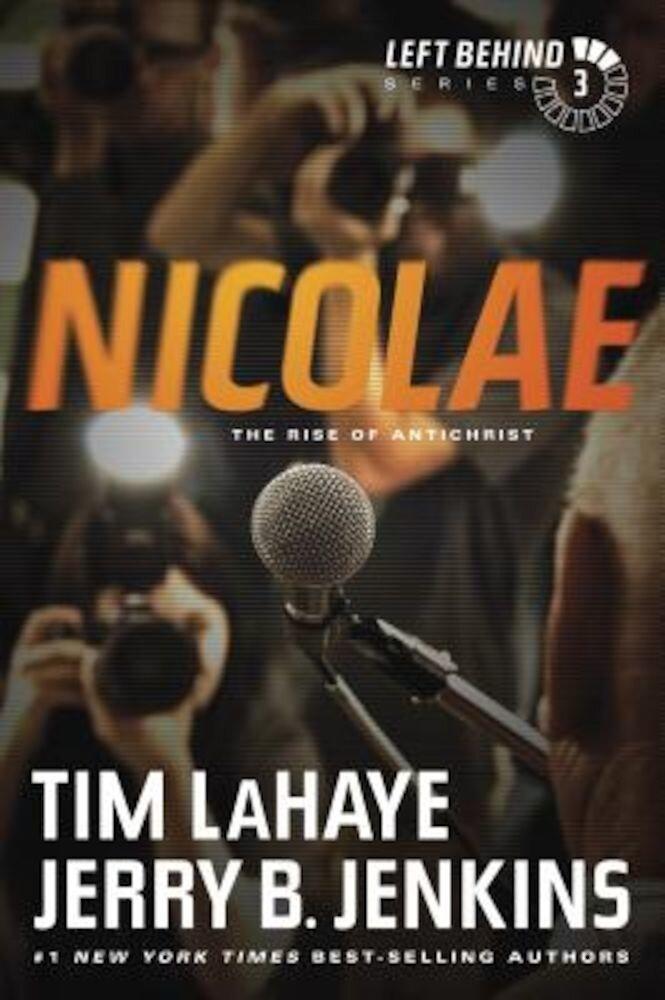 Nicolae: The Rise of Antichrist, Paperback