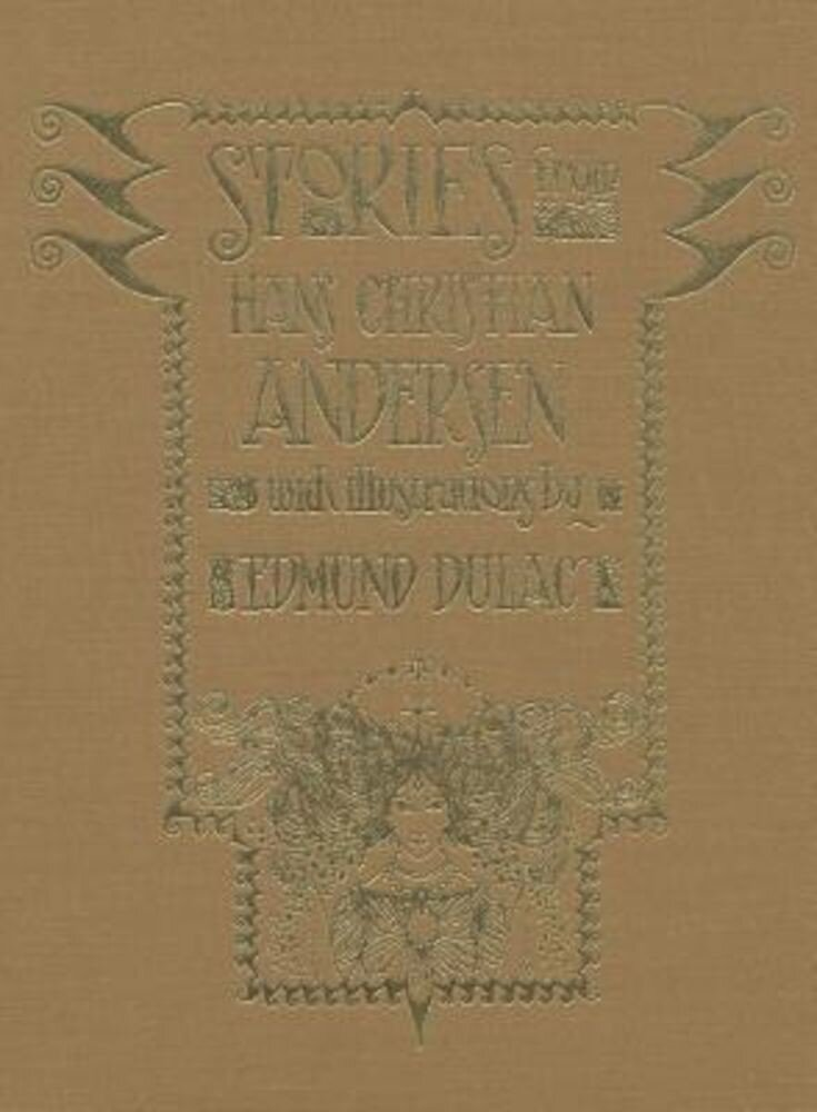 Stories from Hans Christian Andersen, Hardcover