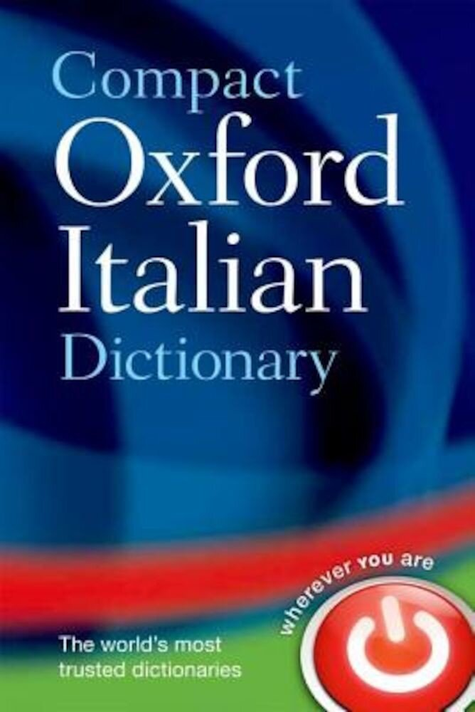 Compact Oxford Italian Dictionary, Paperback