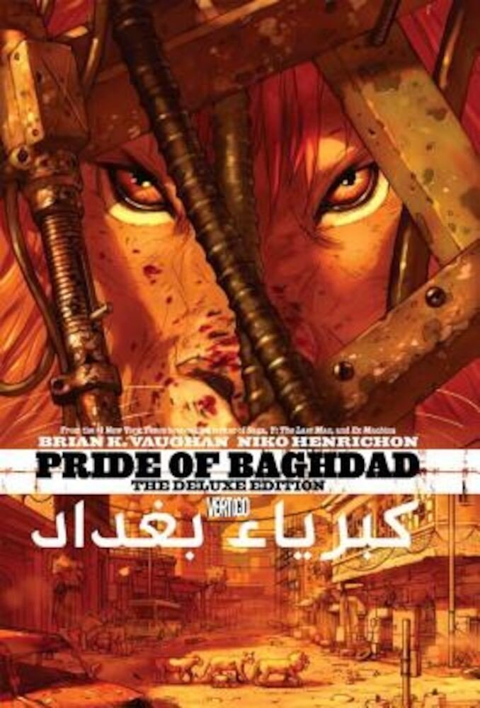 Pride of Baghdad Deluxe Edition, Hardcover