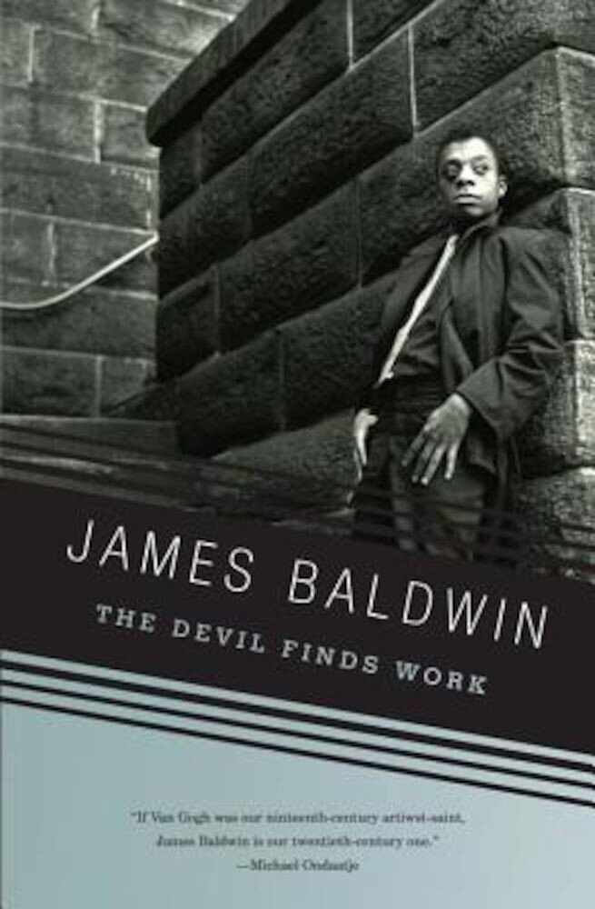 The Devil Finds Work, Paperback