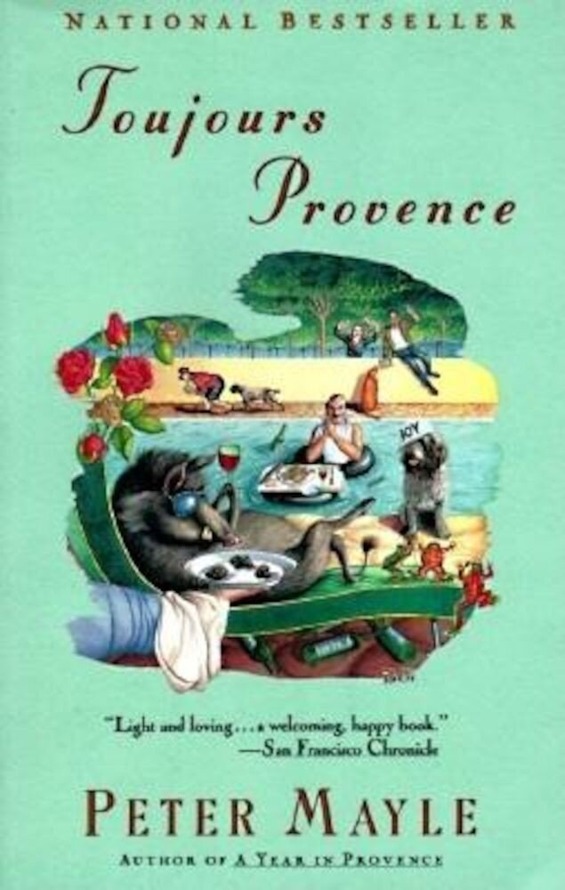 Toujours Provence, Paperback