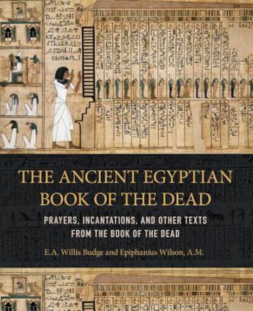 Ancient Egyptian Book of the Dead, Hardcover