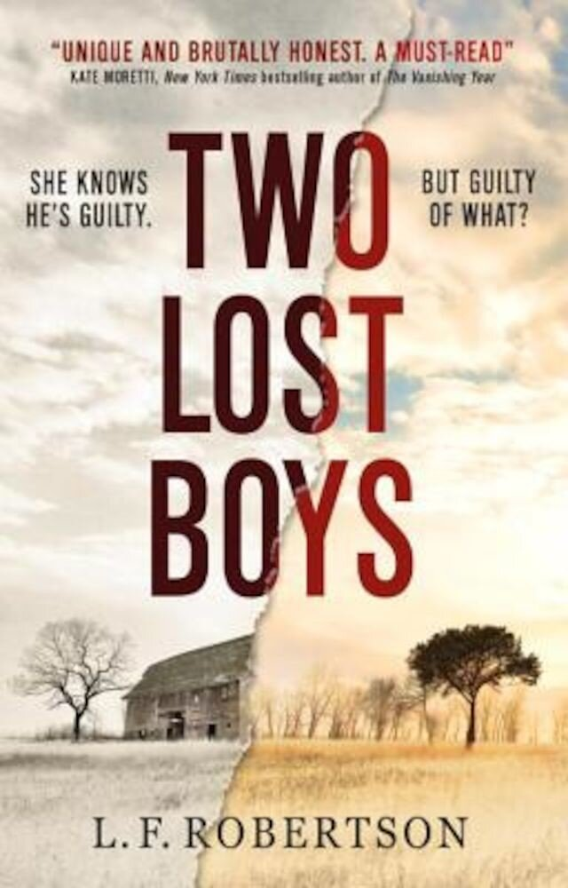 Two Lost Boys, Paperback